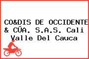 CO&DIS DE OCCIDENTE & CÚA. S.A.S. Cali Valle Del Cauca
