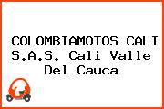 Colombiamotos Cali S.A.S Cali Valle Del Cauca
