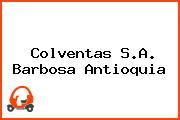 Colventas S.A. Barbosa Antioquia