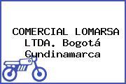 COMERCIAL LOMARSA LTDA. Bogotá Cundinamarca