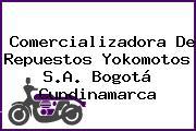 Comercializadora De Repuestos Yokomotos S.A. Bogotá Cundinamarca
