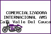 COMERCIALIZADORA INTERNACIONAL AMS Cali Valle Del Cauca