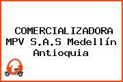 COMERCIALIZADORA MPV S.A.S Medellín Antioquia
