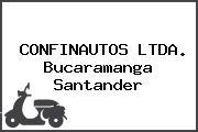 CONFINAUTOS LTDA. Bucaramanga Santander