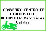 CONVERRY CENTRO DE DIAGNÓSTICO AUTOMOTOR Manizales Caldas