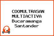 COOMULTRASAN MULTIACTIVA Bucaramanga Santander