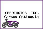 CREDIMOTOS LTDA. Carepa Antioquia