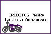 CRÉDITOS PARRA Leticia Amazonas