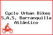 Cyclo Urban Bikes S.A.S. Barranquilla Atlántico
