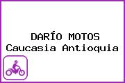 DARÍO MOTOS Caucasia Antioquia