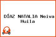 DÍAZ NATALIA Neiva Huila