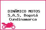 DINÃMICO MOTOS S.A.S. Bogotá Cundinamarca
