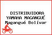 DISTRIBUIDORA YAMAHA MAGANGUÉ Magangué Bolívar