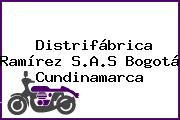Distrifábrica Ramírez S.A.S Bogotá Cundinamarca