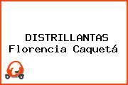 DISTRILLANTAS Florencia Caquetá
