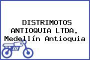 DISTRIMOTOS ANTIOQUIA LTDA. Medellín Antioquia