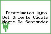 Distrimotos Ayco Del Oriente Cúcuta Norte De Santander