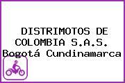 DISTRIMOTOS DE COLOMBIA S.A.S. Bogotá Cundinamarca