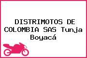 DISTRIMOTOS DE COLOMBIA SAS Tunja Boyacá