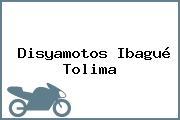 Disyamotos Ibagué Tolima