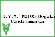 D.Y.M. MOTOS Bogotá Cundinamarca