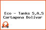 Eco - Tanks S.A.S Cartagena Bolívar
