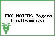 EKA MOTORS Bogotá Cundinamarca