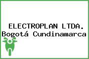 ELECTROPLAN LTDA. Bogotá Cundinamarca