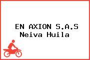 EN AXION S.A.S Neiva Huila