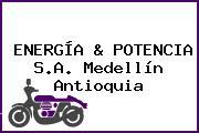 ENERGÍA & POTENCIA S.A. Medellín Antioquia
