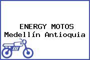ENERGY MOTOS Medellín Antioquia