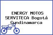 ENERGY MOTOS SERVITECA Bogotá Cundinamarca