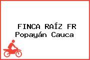 FINCA RAÍZ FR Popayán Cauca