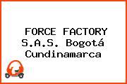 FORCE FACTORY S.A.S. Bogotá Cundinamarca