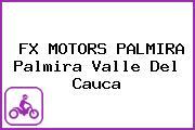 FX MOTORS PALMIRA Palmira Valle Del Cauca