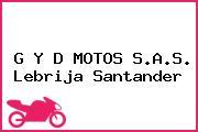 G Y D MOTOS S.A.S. Lebrija Santander