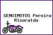 GENUIMOTOS Pereira Risaralda