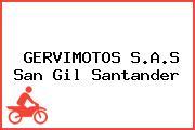 GERVIMOTOS S.A.S San Gil Santander