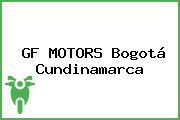GF MOTORS Bogotá Cundinamarca