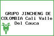 GRUPO JINCHENG DE COLOMBIA Cali Valle Del Cauca