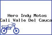 Hero Indy Motos Cali Valle Del Cauca