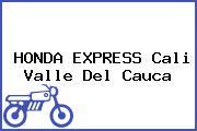 HONDA EXPRESS Cali Valle Del Cauca