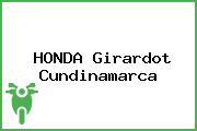 HONDA Girardot Cundinamarca