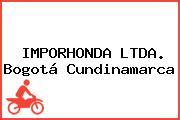 Imporhonda Ltda. Bogotá Cundinamarca