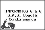 IMPORMOTOS G & G S.A.S. Bogotá Cundinamarca