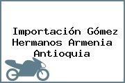 Importación Gómez Hermanos Armenia Antioquia