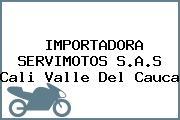 IMPORTADORA SERVIMOTOS S.A.S Cali Valle Del Cauca