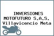 INVERSIONES MOTOFUTURO S.A.S. Villavicencio Meta