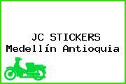 JC STICKERS Medellín Antioquia