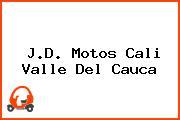 J.D. Motos Cali Valle Del Cauca